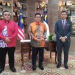 Mesyuarat Majlis Tindakan Membanteras Dadah (MTMD) Peringkat Negeri Melaka Bil. 1/2020