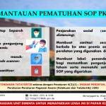 Pemantauan Pematuhan SOP PKP 3.0