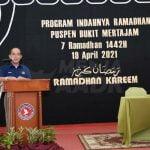 Ketua Pengarah AADK Berbuka Puasa Bersama Warga Kerja AADK Pulau Pinang, Klien Puspen Bukit Mertajam